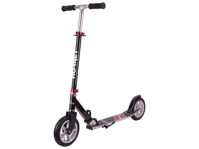 HUDORA Hornet City Scooter Kinder schwarz/rot